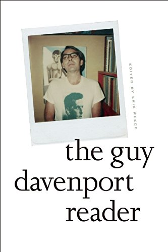 9781619025615: The Guy Davenport Reader
