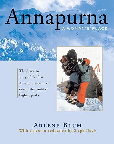 9781619026032: Annapurna: A Woman's Place