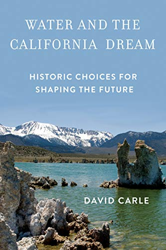9781619026179: Water and the California Dream: Historic Choices for Shaping the Future