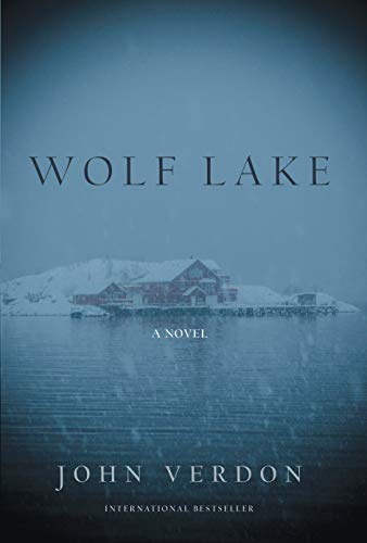 Wolf Lake Signed: Verdon, John