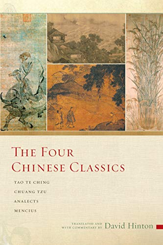 9781619028340: Four Chinese Classics