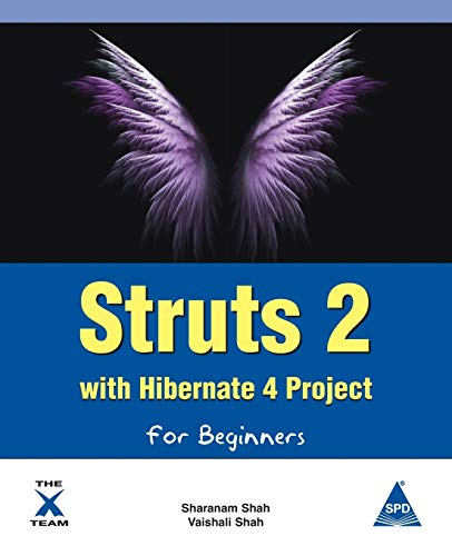 Struts 2 with Hibernate 4 Project for: Shah, Sharanam and