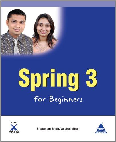 9781619030367: Spring 3 for Beginners