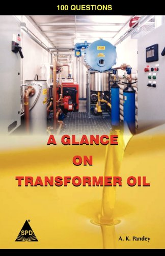 9781619030398: Glance On Transformer Oil, A