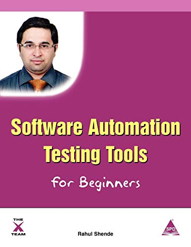 9781619030459: Software Automation Testing Tools for Beginners