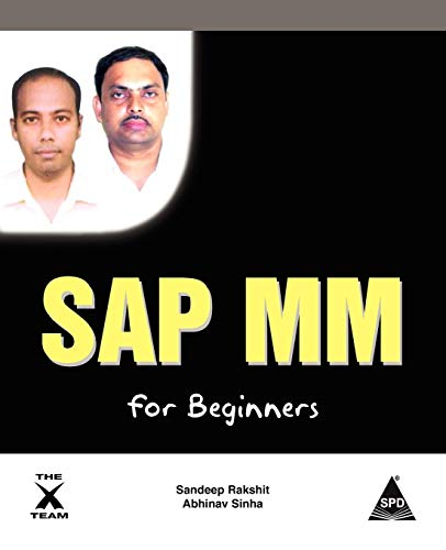 9781619030466: SAP MM for Beginners