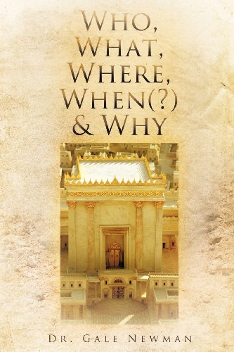 9781619046306: Who, What, Where, When(?) & Why