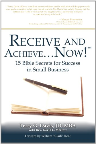 9781619046481: Receive and Achieve...Now!