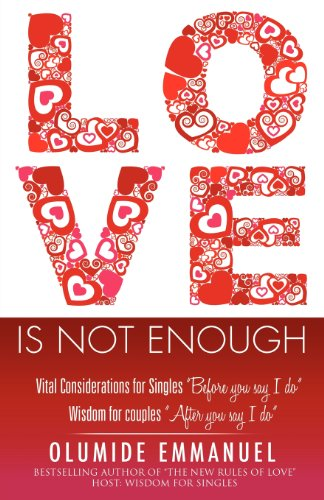 9781619047495: LOVE IS NOT ENOUGH