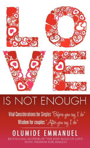 9781619047501: LOVE IS NOT ENOUGH
