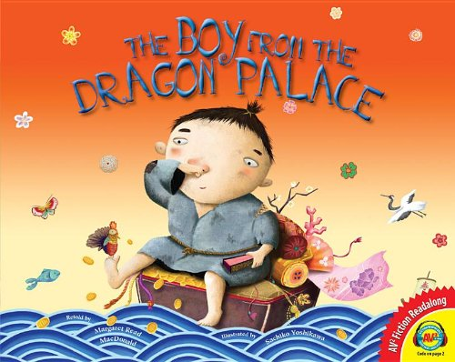 9781619131101: The Boy from the Dragon Palace (Fiction Readalong)