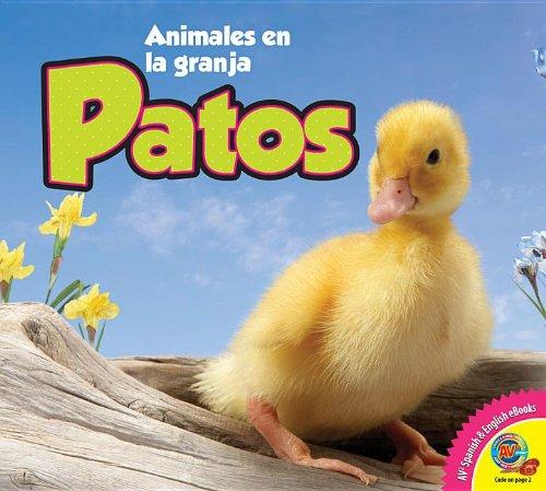 Patos / Ducks (Animales En La Granja) (Spanish Edition): Aspen-Baxter, Linda