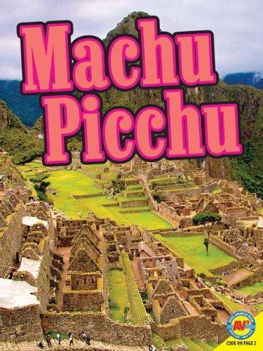 9781619132504: Machu Picchu (Virtual Field Trip)