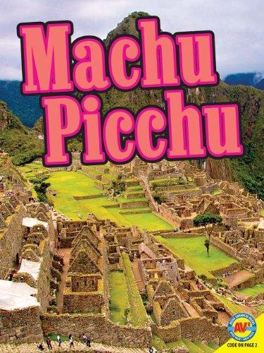 9781619132566: Machu Picchu (Virtual Field Trip)