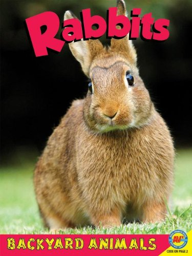9781619132658: Rabbits (Backyard Animals)