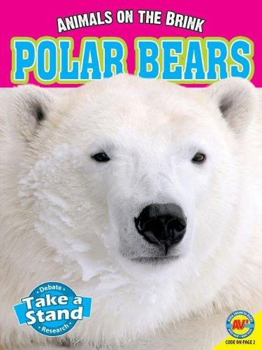 9781619134300: Polar Bears (Animals on the Brink)