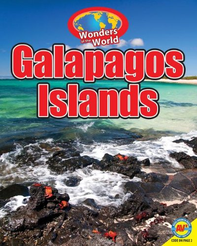 9781619134362: Galapagos Islands (Wonders of the World)
