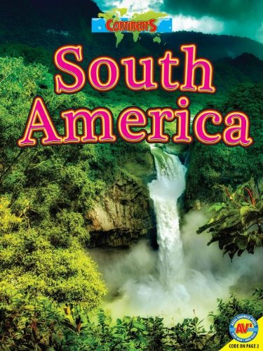 9781619134539: South America (Continents)