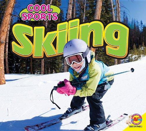 Skiing (Cool Sports (Av2)): Carr, Aaron