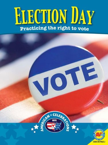 Election Day (American Celebrations (Hardcover)): Hudak, Heather C