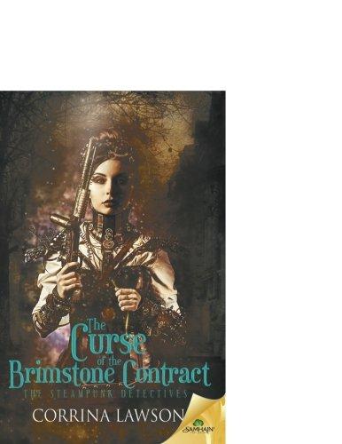 9781619224735: The Curse of the Brimstone Contract