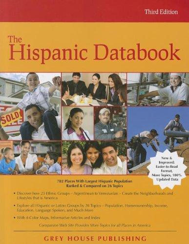 9781619250048: The Hispanic Databook