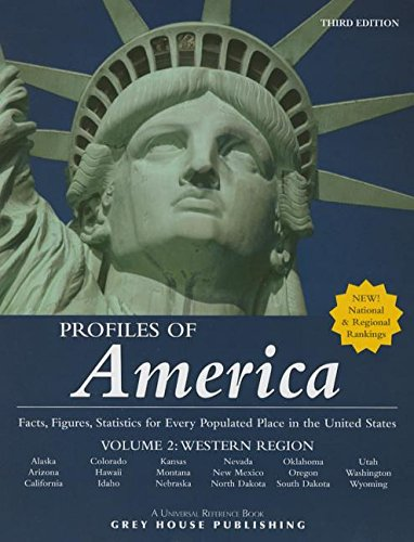 Profiles of America 2015: Western Volume 2 (Paperback)