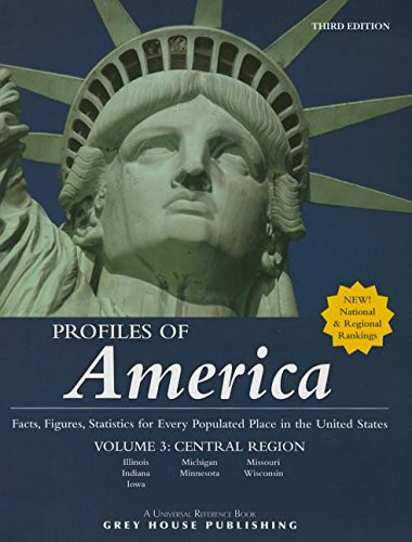 Profiles of America: Central Volume 3 (Paperback)