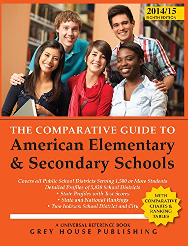 9781619251182: The Comparative Guide to American Elementary & Secondary Schools 2014 / 2015: Covers All Public School Districts Serving 1,500 or More Students