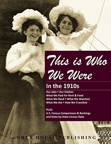 9781619251779: This Is Who We Were: In the 1910s: Print Purchase Includes Free Online Access