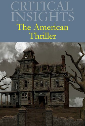 9781619252202: The American Thriller (Critical Insights)