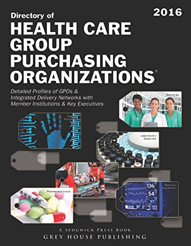 Directory of Healthcare Group Purchasing Organizations 2015 (Paperback)