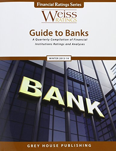 Weiss Ratings Guide to Banks (Paperback)