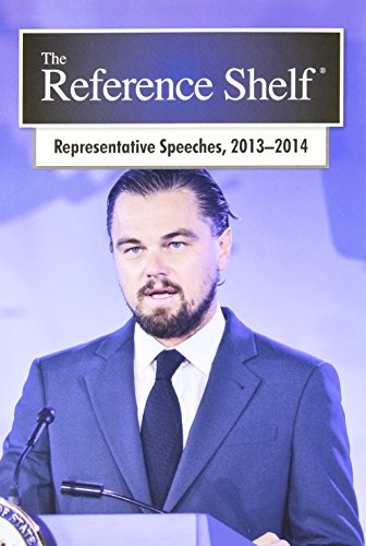 Representative American Speeches 2013/14 (Paperback): H. W. Wilson