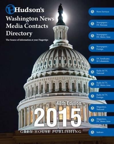 Hudson's Washington News Media Contacts Directory, 2015: Laura Mars