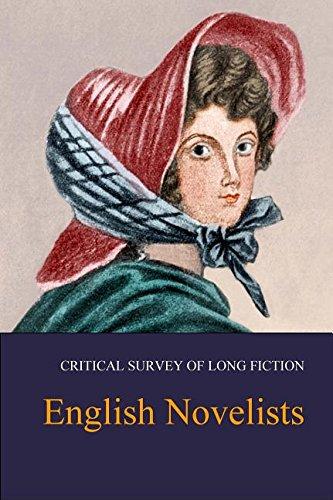 English Novelists (Hardback): Salem Press