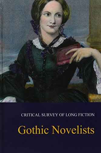 Gothic Novelists: Print Purchase Includes Free Online Access (Critical Survey of Long Fiction): ...