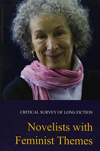 Critical Survey of Long Fiction: Novelists with Feminist Themes (Hardback): Salem Press