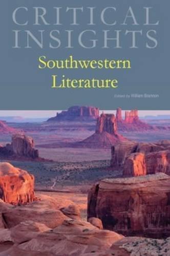 9781619258426: Critical Insights Southwestern Literature