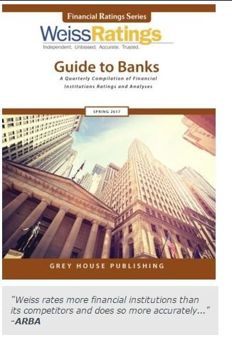 9781619259768: Weiss Ratings Guide to Banks, Fall 2016 (Weiss Ratings Guide to Banks and Thrifts) (Financial Ratings)