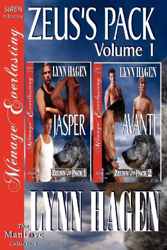 9781619260269: Zeus's Pack, Volume 1 [Jasper: Avanti] (Siren Publishing Menage Everlasting Manlove)