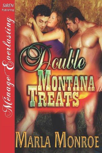 9781619262966: Double Montana Treats (Siren Publishing Menage Everlasting)