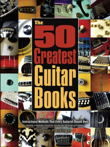 9781619272453: The 50 Greatest Guitar Books