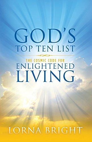 9781619273610: God's Top Ten List: The Cosmic Code for Enlightened Living
