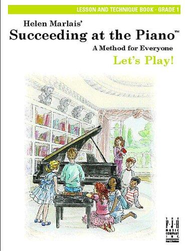 Succeeding at the Piano, Lesson and Technique Book, Grade 5: Helen Marlais