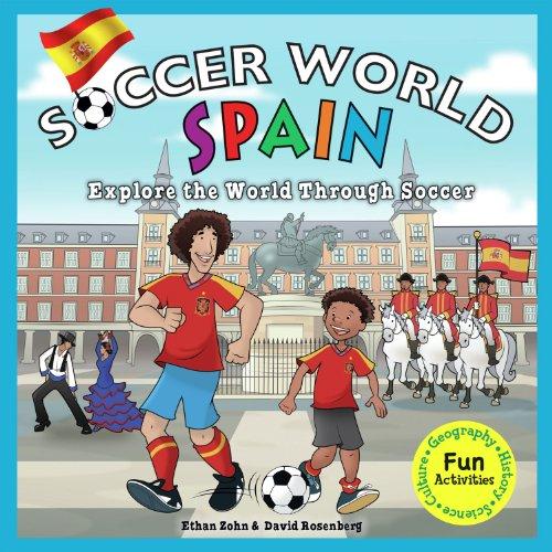 9781619300613: Soccer World Spain