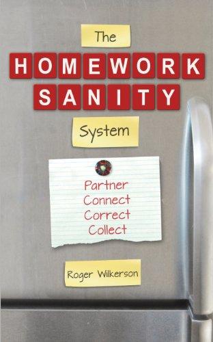 9781619330597: The Homework Sanity System