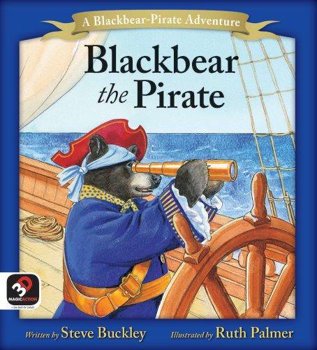 9781619334021: Blackbear the Pirate (Blackbear the Pirate Adventures)