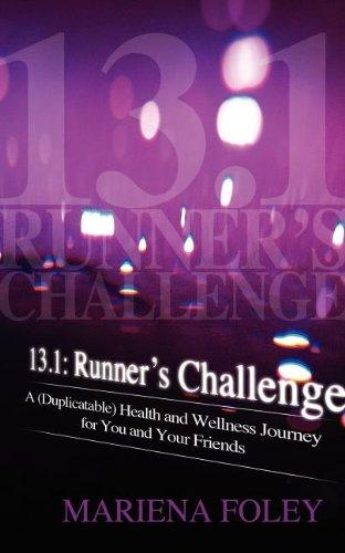 13.1 Runners Challenge: Mariena Foley