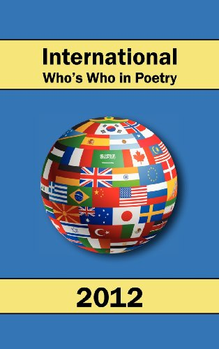 9781619360723: International Who's Who in Poetry Vol. 8